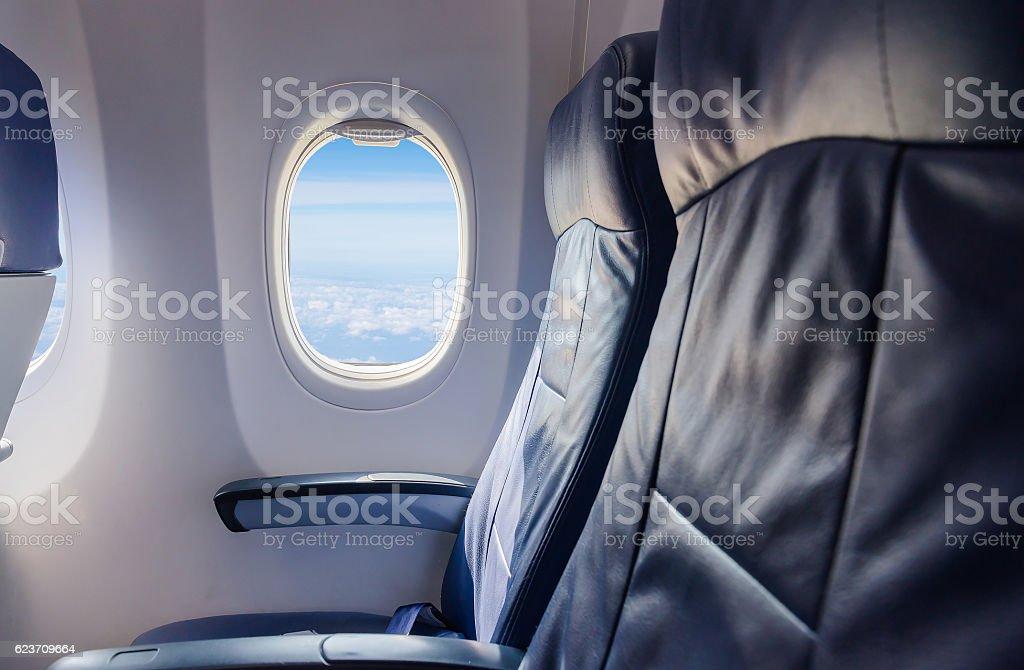 window  aircraft – Foto