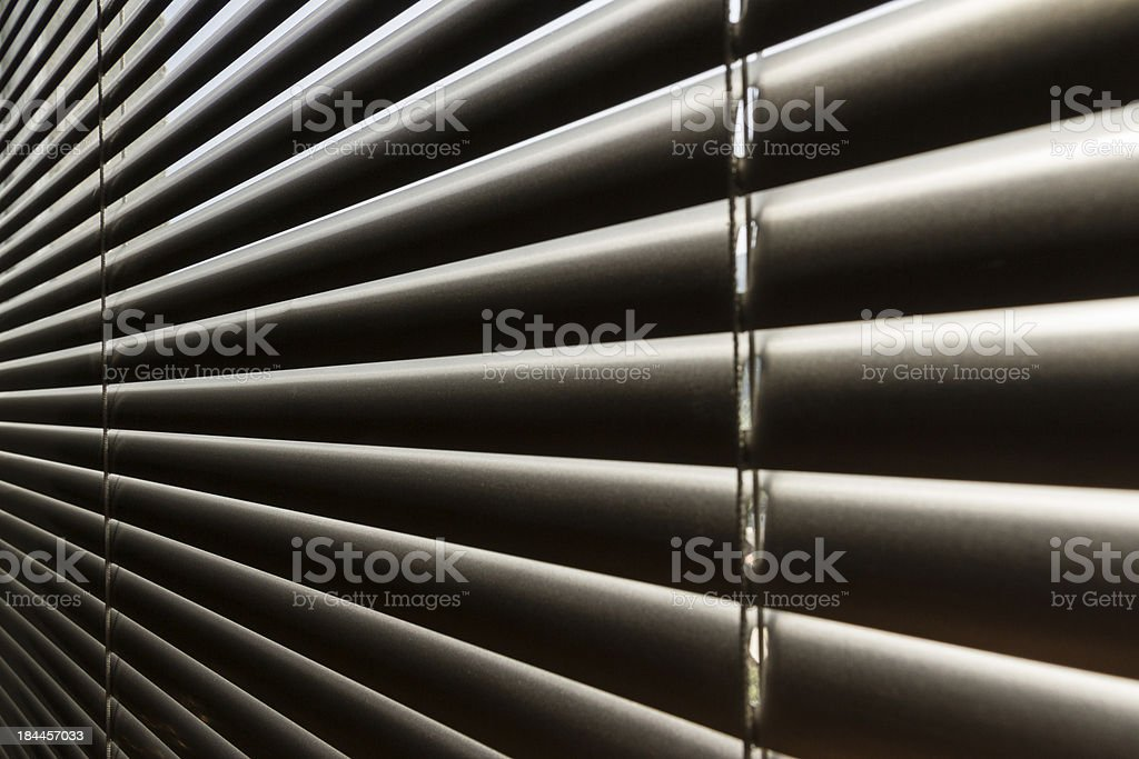 Window Blind royalty-free stock photo