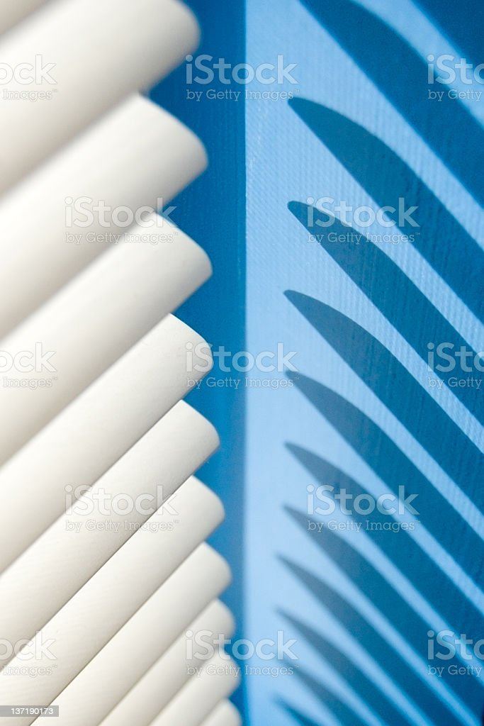 Window Blinds Abstract royalty-free stock photo