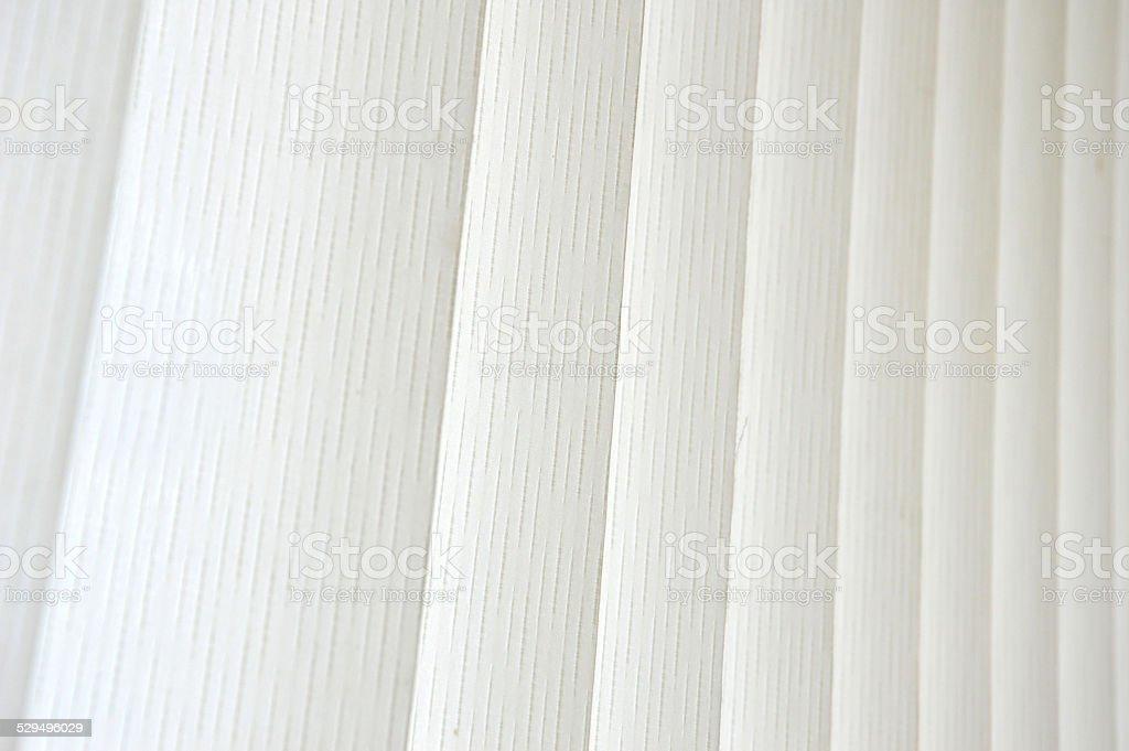window blinds stock photo