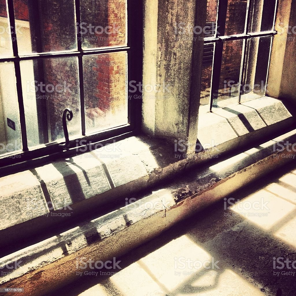 Window Detail royalty-free stock photo