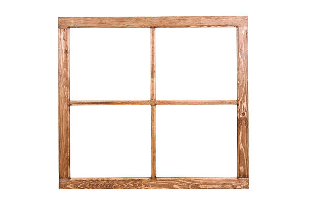 Window Frame stock photo