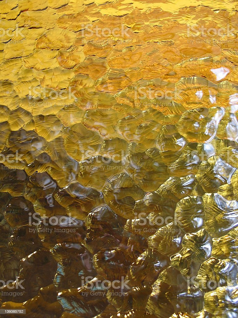 Window Glass Pattern stock photo