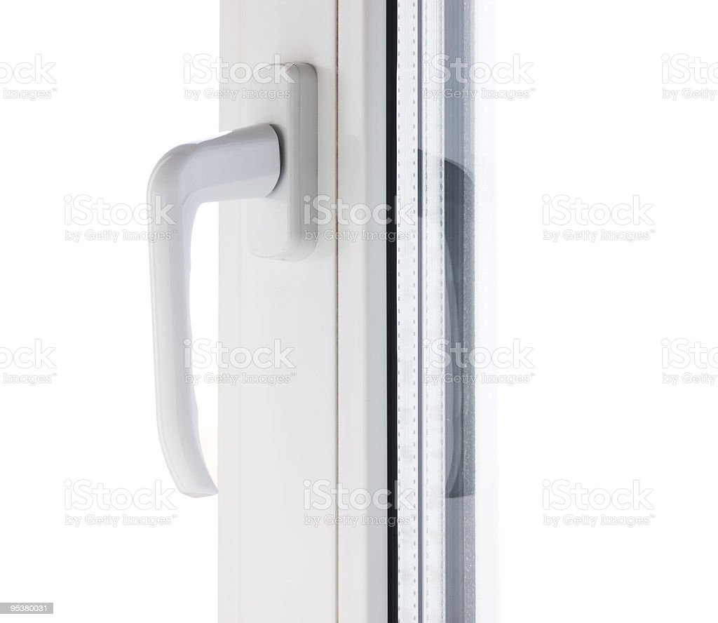 window handle royalty-free stock photo