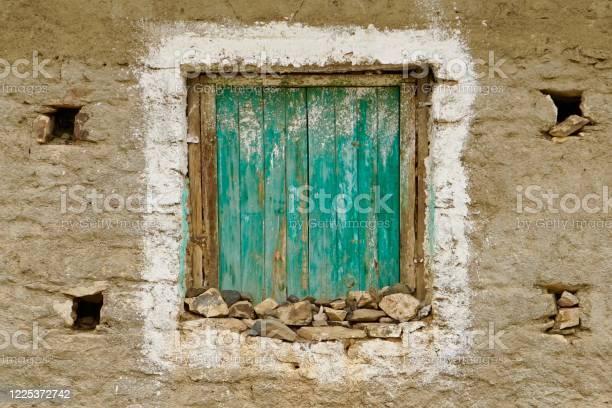 Photo of Window in a Rock Wall