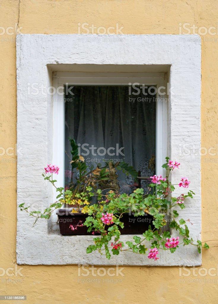 Fenster eines Hauses – Foto