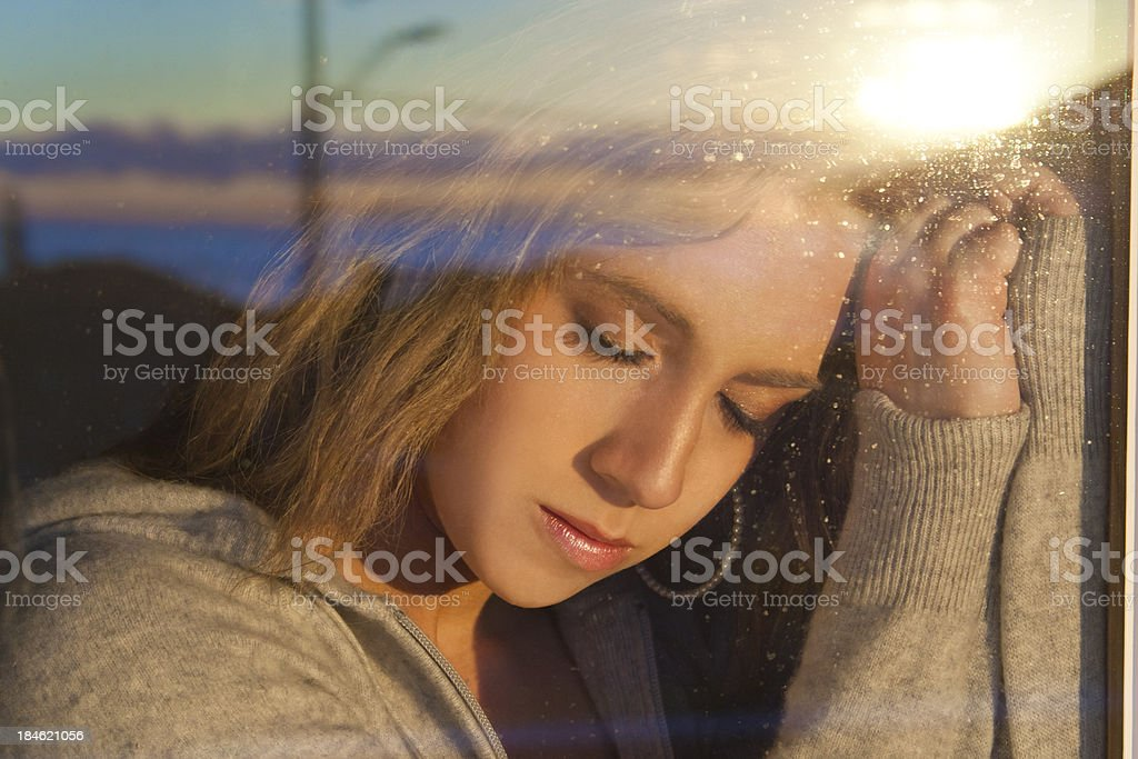 Window of Dreams stock photo