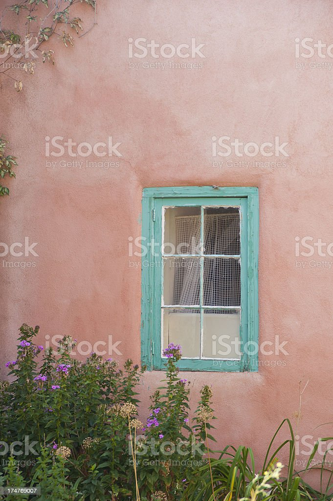 Window of the Southwest stock photo