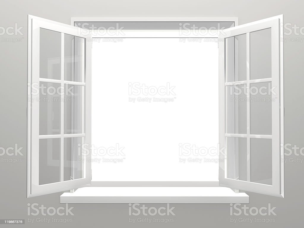Window royalty-free stock photo