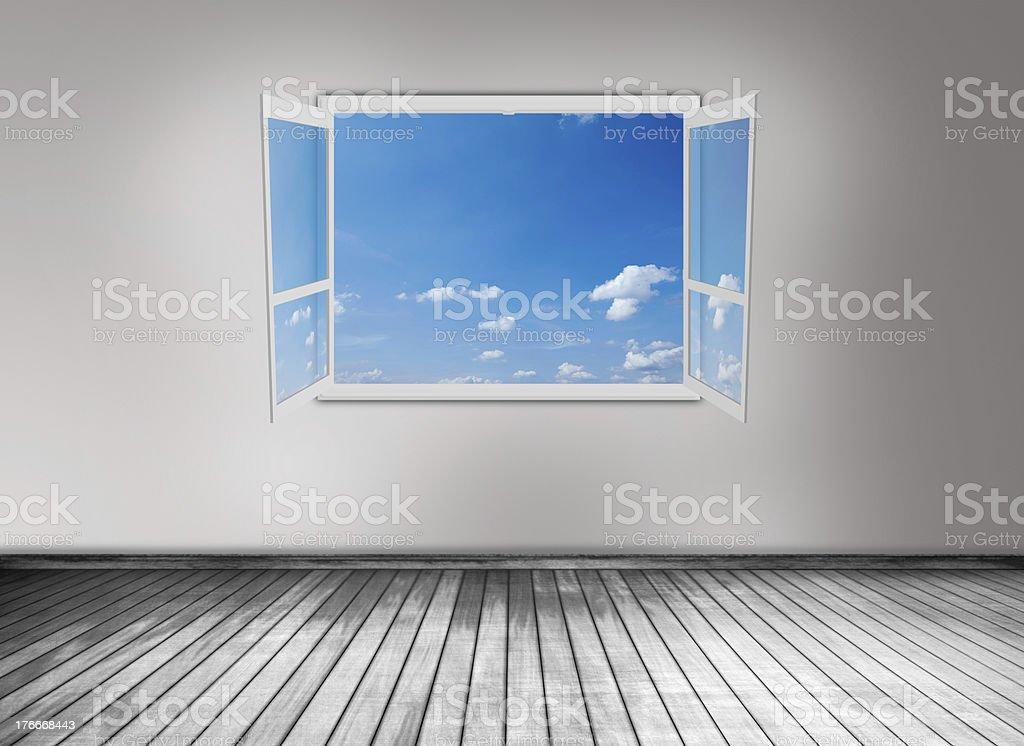 Ventana) foto de stock libre de derechos