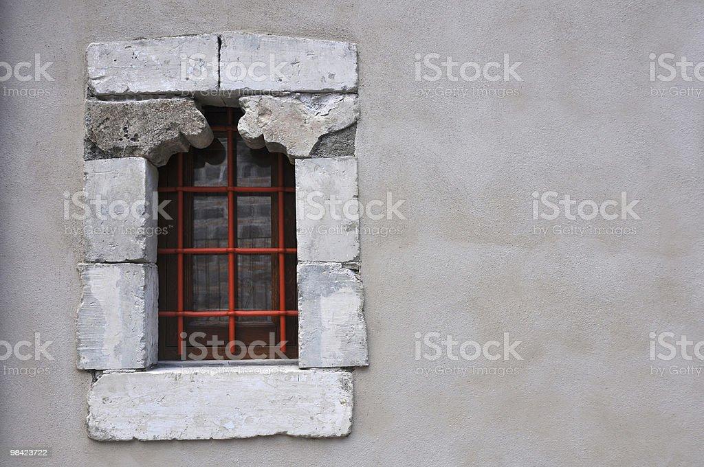Della finestra foto stock royalty-free