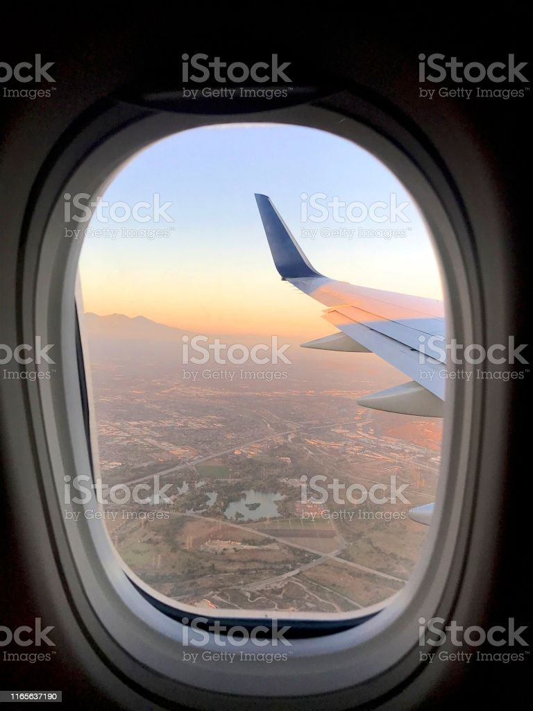 Fine Window Seat During Sunset In La Stock Photo Download Image Ibusinesslaw Wood Chair Design Ideas Ibusinesslaworg