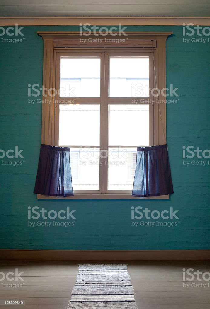 Window to another world royalty-free stock photo