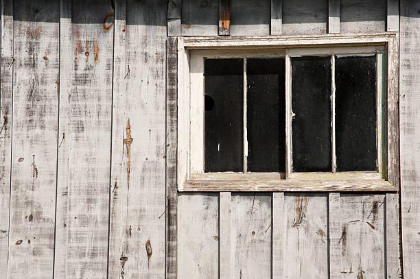 Window to the Past stock photo