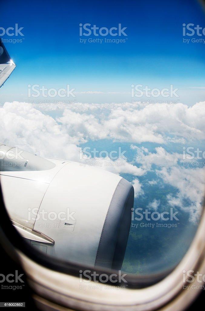 Air Vehicle Airplane Cloud