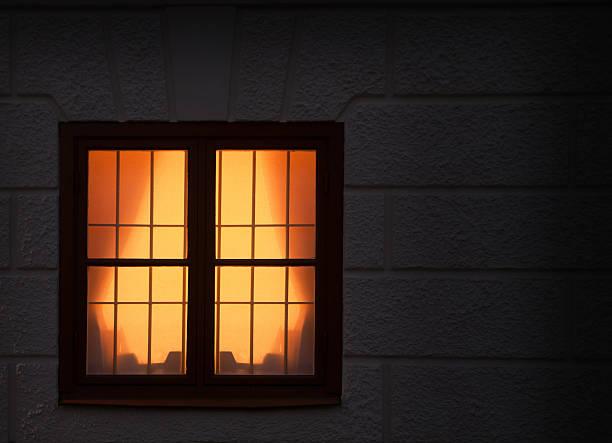 Fenster mit Tageslicht – Foto