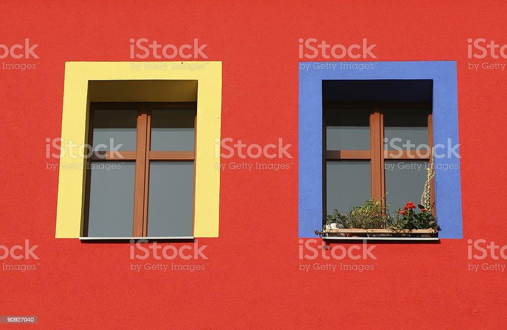window2 stock photo