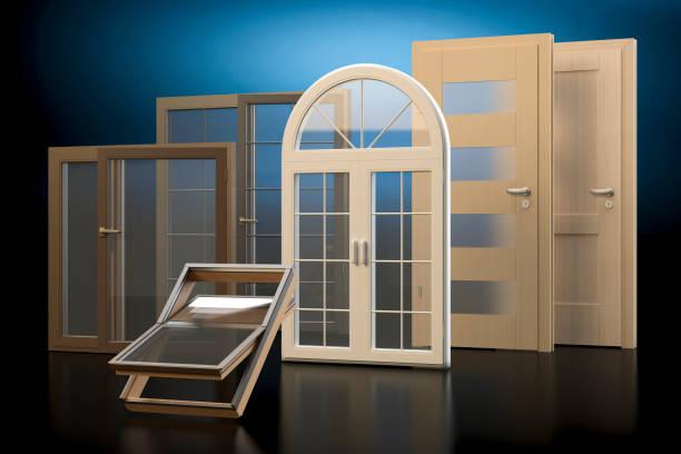 Fenster und Türen – Foto