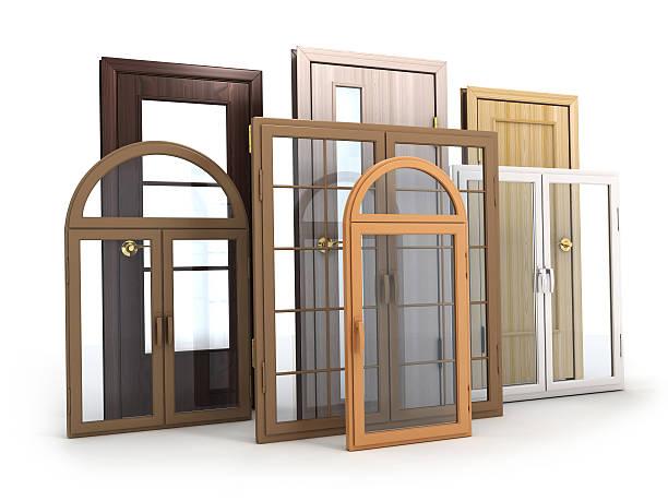Die Fenster und Türen – Foto