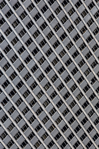istock Windows of a modern office building. 656374636