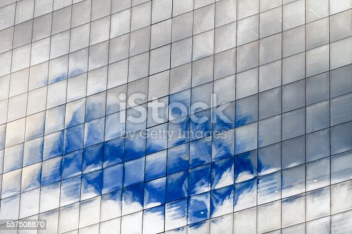 istock Windows of an office building 537508870