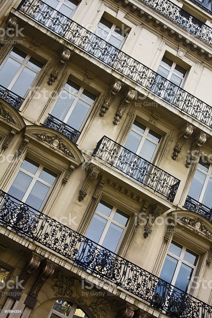 Windows Pattern royalty-free stock photo