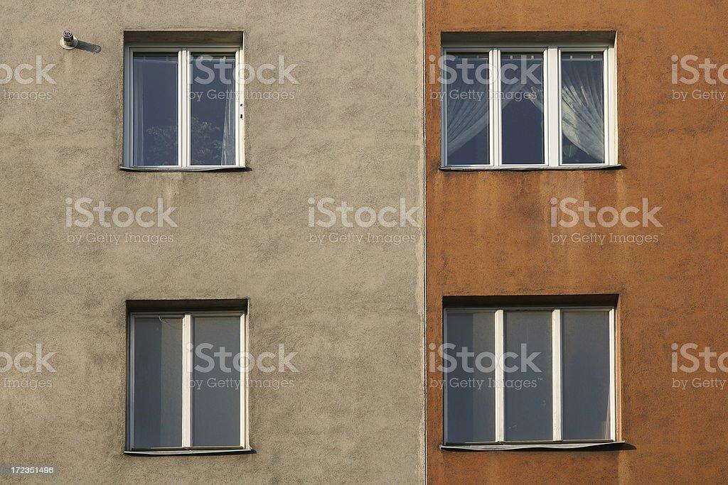 Windows foto de stock libre de derechos