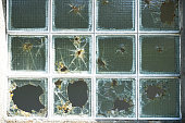 istock Windows smashed glass vandalism 1028445198
