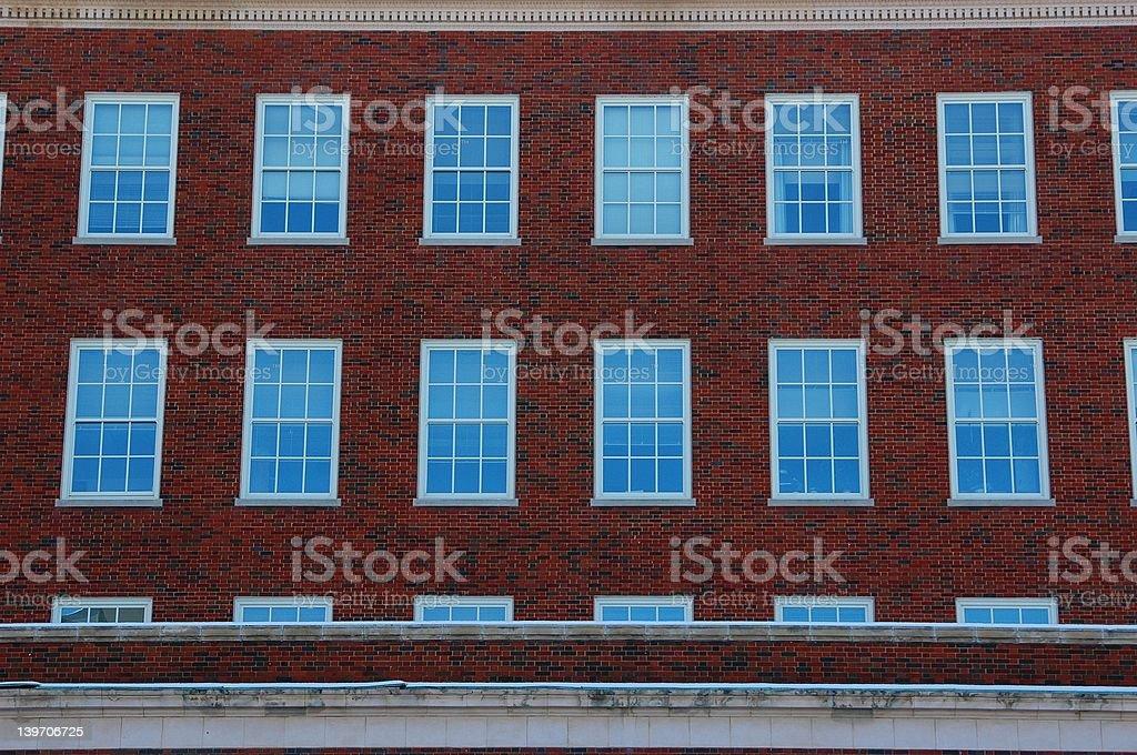 windows to the world royalty-free stock photo