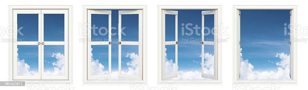 Windows XXL stock photo