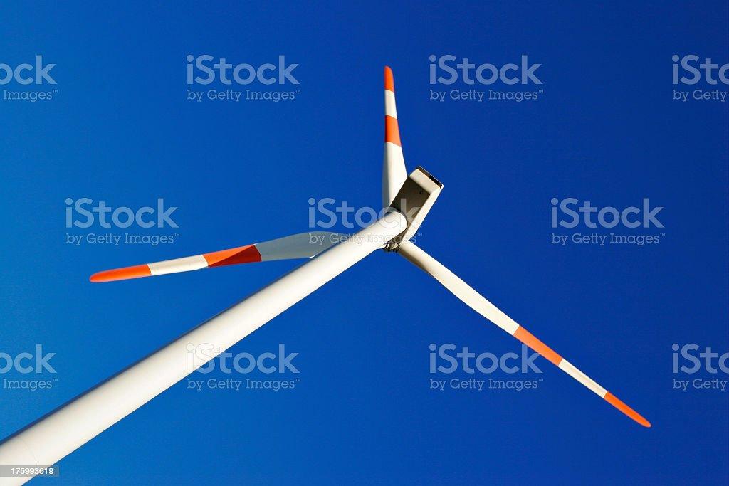 Windpower III stock photo