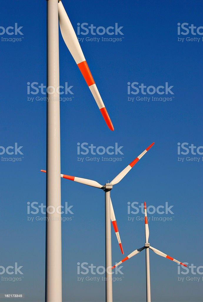 Windpower IV stock photo