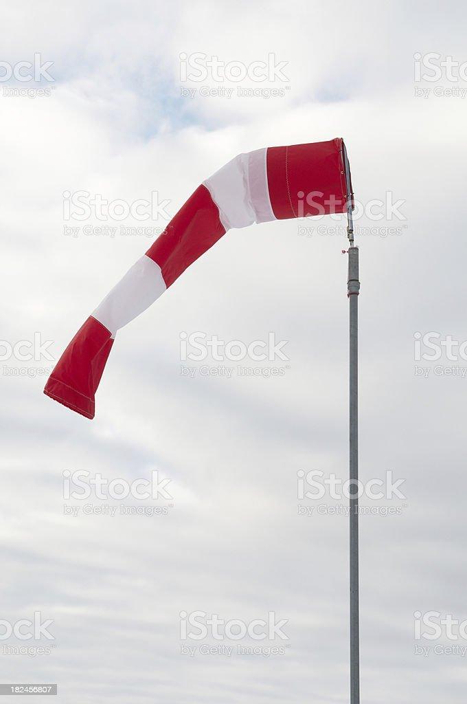 Manga de viento foto de stock libre de derechos