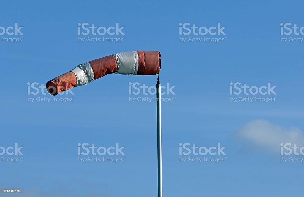 Windsack,Luftsack stock photo