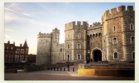 Antique London's photographs: Windsor, Queen Elizabeth's Gallery