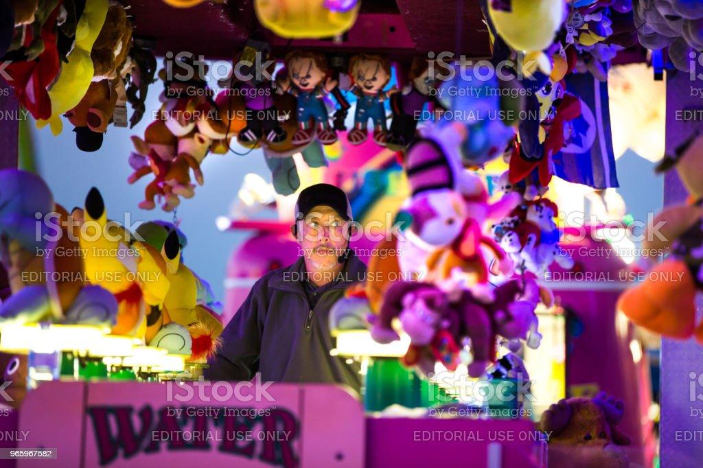 Windsor Summerfest - Royalty-free Adulto Foto de stock