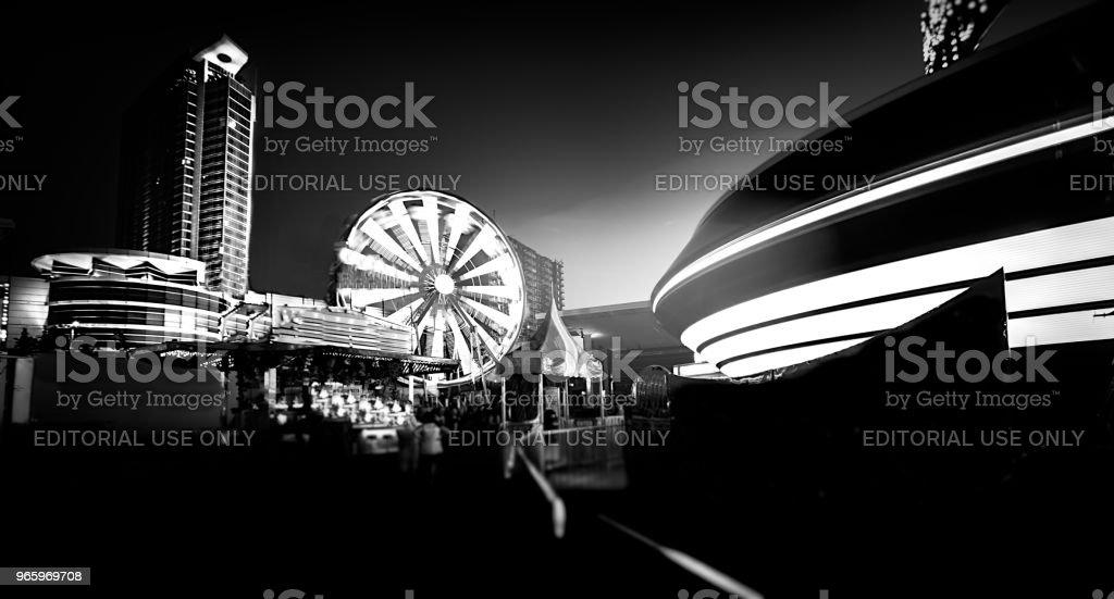 Windsor-Sommerfest - Lizenzfrei Beleuchtet Stock-Foto