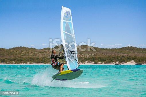 istock Windsurfer 853258434