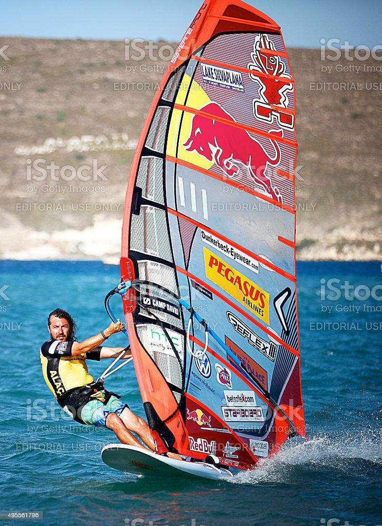Windsurfing foto