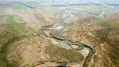 istock A windy river from above 1279362264