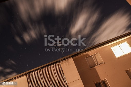 istock Windy Sky 863698914