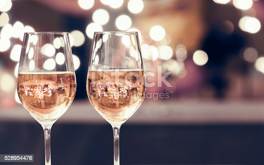 istock Wine and dine. 528954476