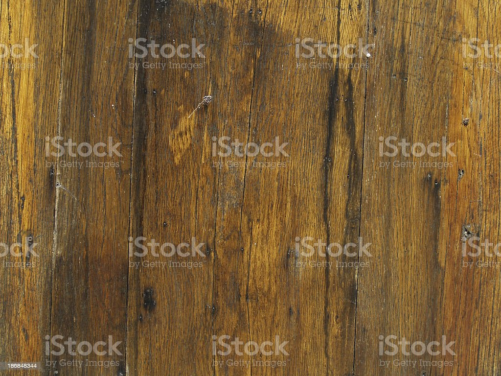 Wine Barrel Oak Closeup royalty-free stock photo
