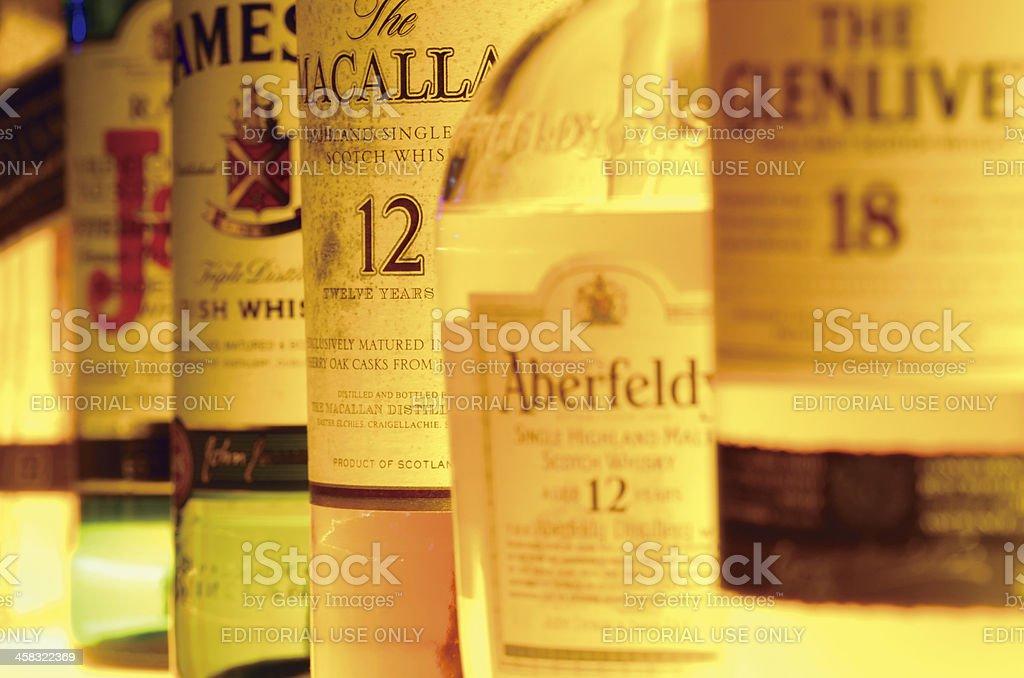 Bares de vinos - foto de stock