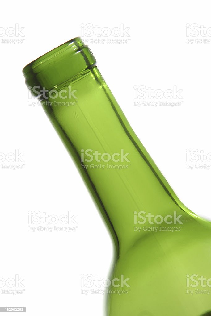 Wine Bottle #1 royalty-free stock photo