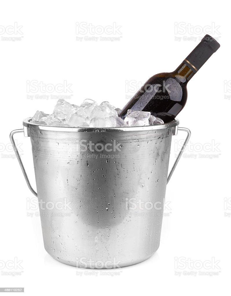 Garrafa de vinho - foto de acervo