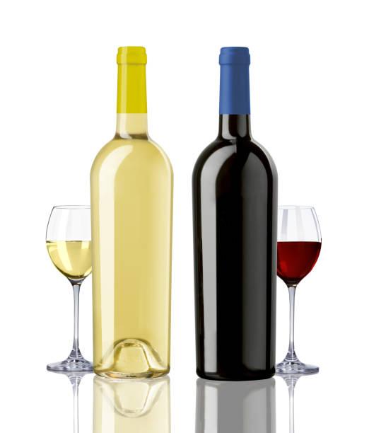 verres et bouteilles de vin - cosmetique store photos et images de collection