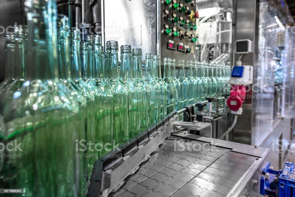 Wein bottling – Foto