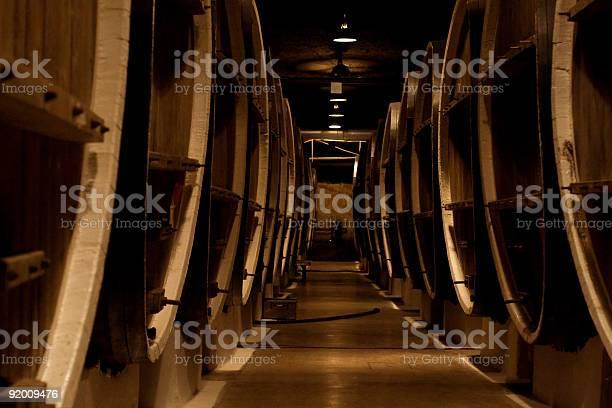 Wine Cellar Stock Photo - Download Image Now