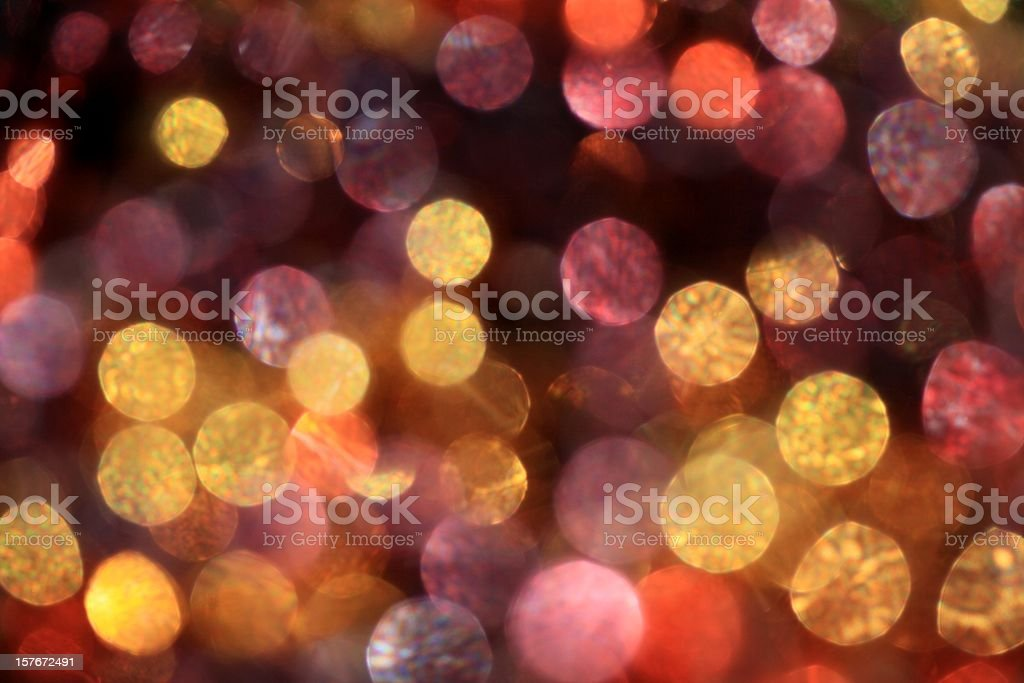 Wine Colored Sparkles - Royalty-free Abstract Stock Photo